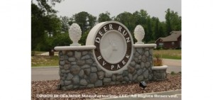 Deer Run RV Park - Monument Sign