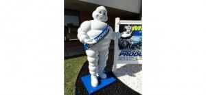 3D Foam Sculpture - Michelin Man